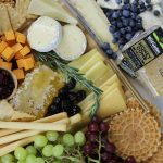 Wild Garden Honeycomb Charcuterie Cheese Board