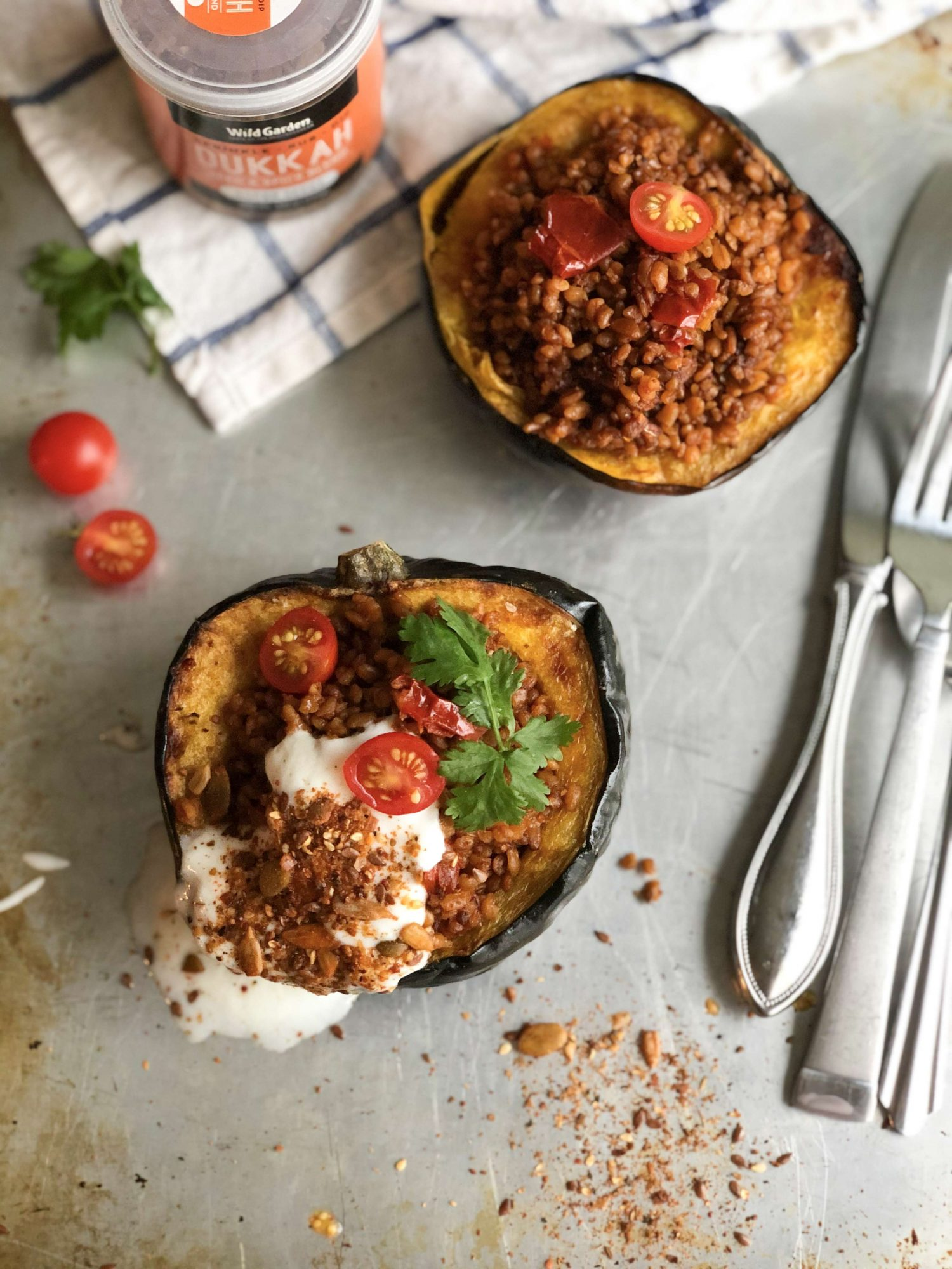 Wheat-and-Tomatoes-Stuffed-Acorn-Squash-3